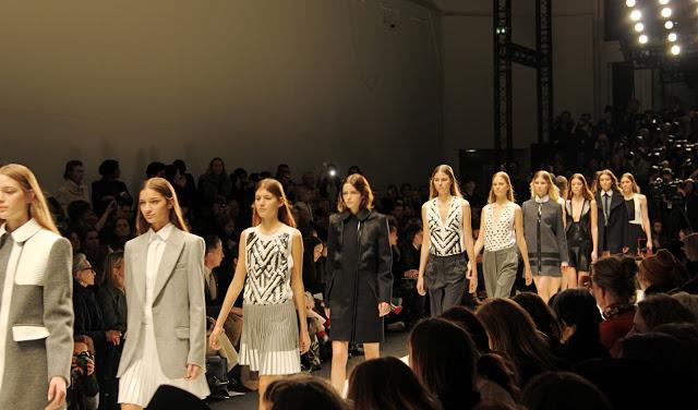 Camille et les garçons Paris Fashion Week #3 1