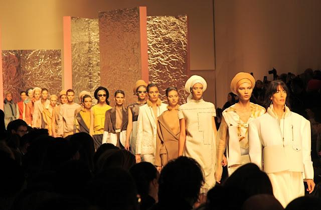 Camille et les garçons Paris Fashion Week #4 1