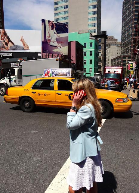 Camille et les garçons NEW YORK #1 1