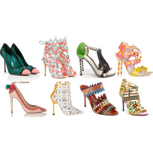 Camille et les garçons Crazy shoes !