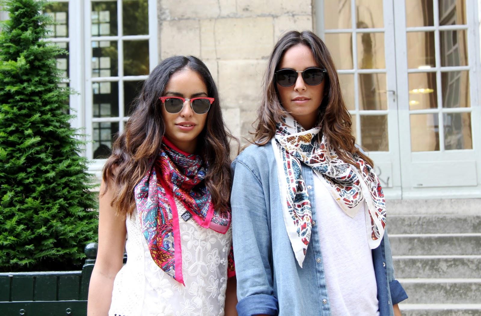 dernières tendances sélectionner pour authentique code promo Les foulards d'Astrid Sarkissian - Camille et les garçons