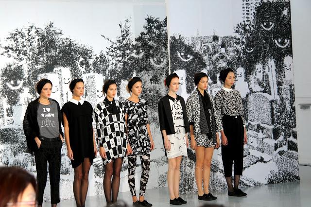 Camille et les garçons Paris Fashion Week - day 1 1