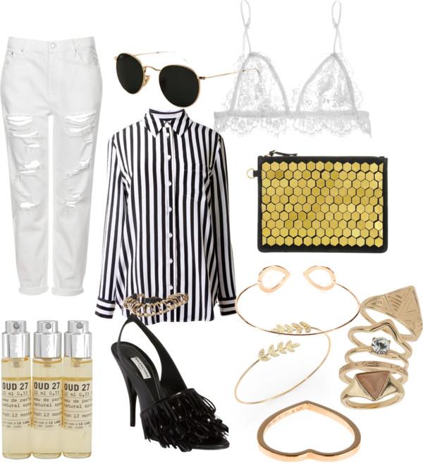 Camille et les garçons #outfit 1
