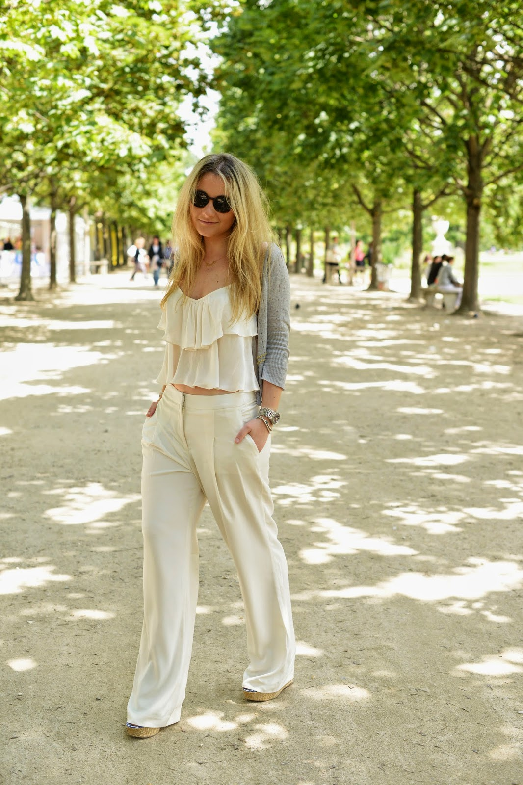 Camille et les garçons Summer in Paris 1
