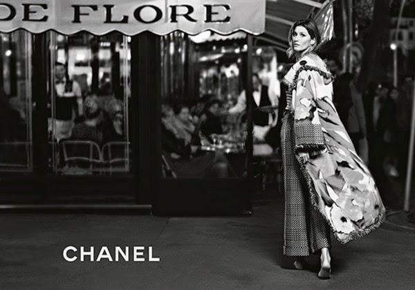Camille et les garçons Gisele Bundchen for Chanel 1