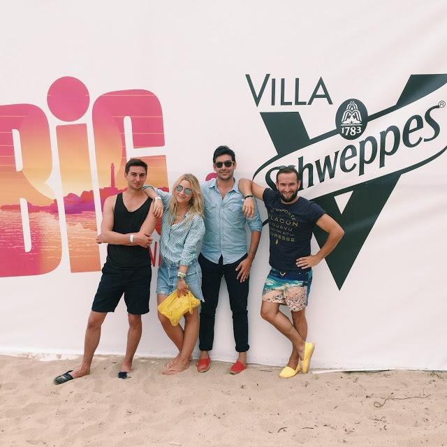 Camille et les garçons BIG FESTIVAL with VILLA SCHWEPPES 1