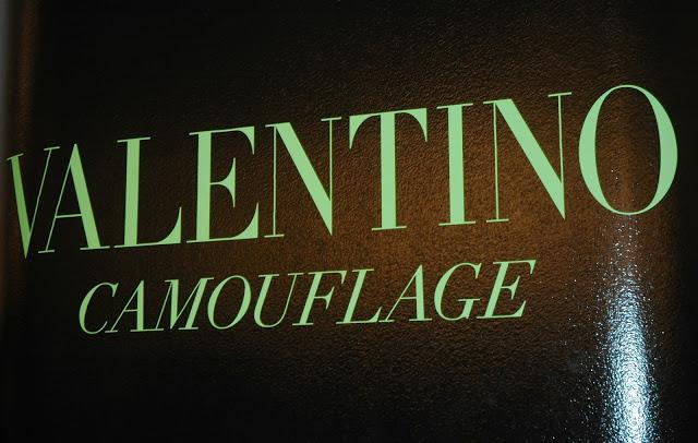 Camille et les garçons Collection Valentino Camouflage 1