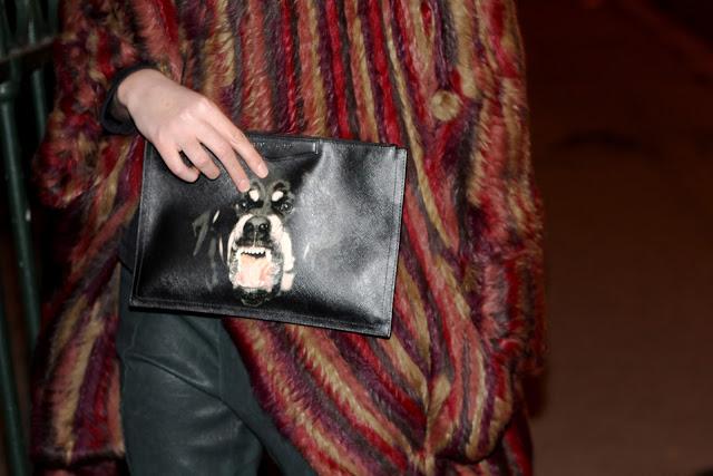 Camille et les garçons Fur and leather 1
